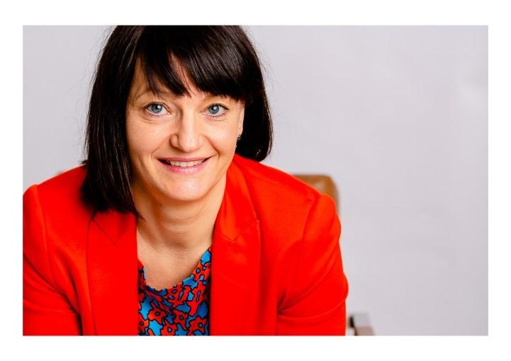 Unsere Firmenphilosophie - Bild von Geschäftsführerin Anya Müller-Eckert