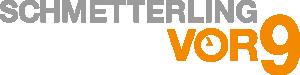 Schmetterling vor9 Newsletter Logo