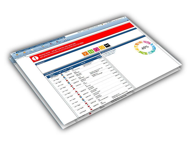 Techniklösungen für Reisebüros - ARGUS Screenshot
