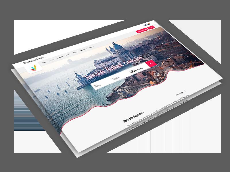 Techniklösungen für Reisebüros - QUADRA Screenshot