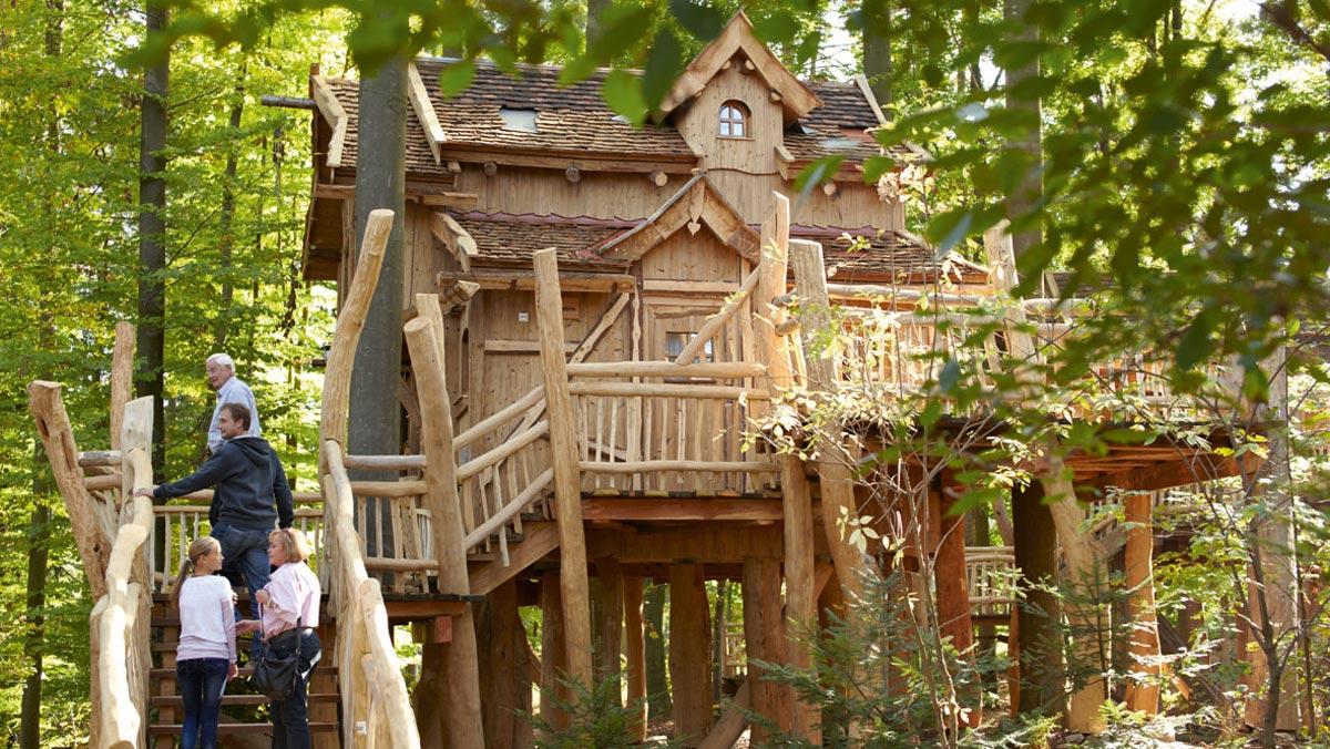 Erlebnispark Tripsdrill: Natur-Resort